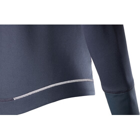 Salomon Agile Running Shirt longsleeve Women blue